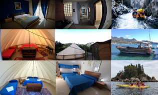 6 Notti in Campeggio a Motta Camastra